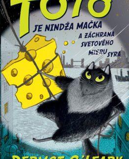 Toto je nindža mačka a záchrana svetového syra (Toto je nindža mačka 2)