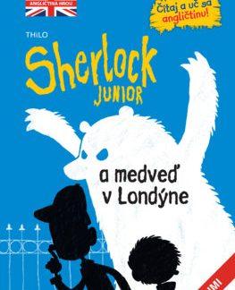 Sherlock Junior a medveď v Londýne (Sherlock Junior 1)