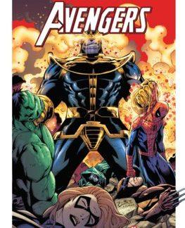 Avengers. Rukavica nekonečna