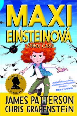 Maxi Einsteinová: Stroj času (Maxi Einsteinová 3)