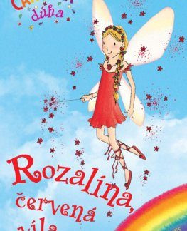 Rozalína, červená víla (Čarovná dúha 1)
