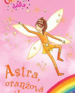 Astra, oranžová víla (Čarovná dúha 2)