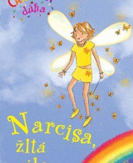 Narcisa, žltá víla (Čarovná dúha 3)
