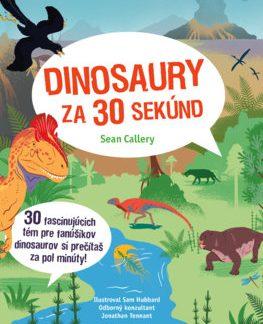 Dinosaury za 30 sekúnd