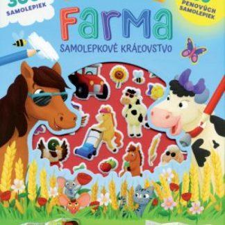 Farma - kúzelné samolepkové kráľovstvo