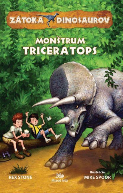 Monštrum Triceratops