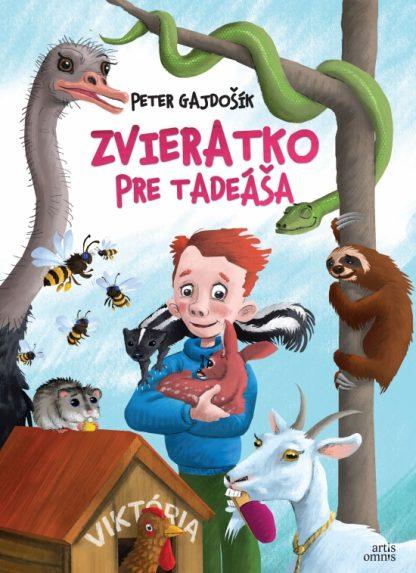 Zvieratko pre Tadeáša 2.vyd.