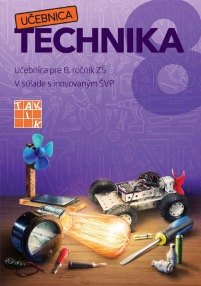 Hravá Technika 8 učebnica