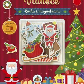 Kniha s magnetkami: Vianoce