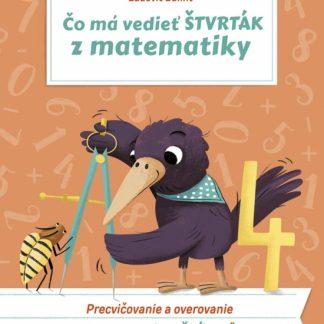 Čo má vedieť štvrták z matematiky, 2. vydanie
