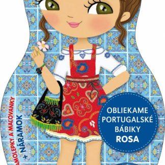 Obliekame portugalské bábiky - Rosa