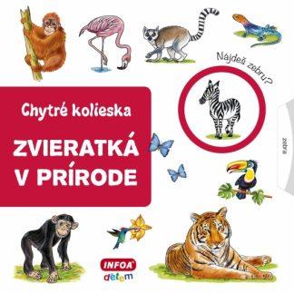 Zvieratká v prírode - Chytré kolieska