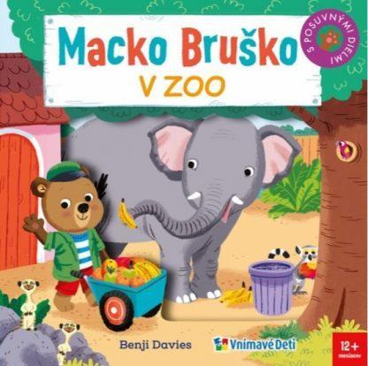 Macko Bruško v Zoo