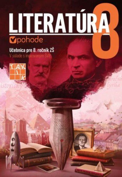 Literatúra 8 učebnica