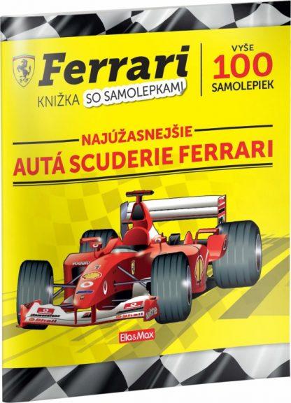 Ferrari - najúžasnejšie autá Scuderie Ferrari