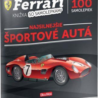 Ferrari - najsilnejšie športové autá