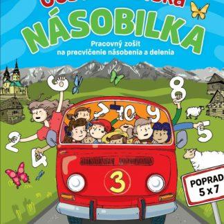 Cestovateľská násobilka pre ZŠ – PZ 2.vydanie