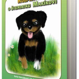 Rozprávka o šteniatku Maxíkovi