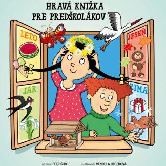 Od jari do zimy - hravá knižka pre predškolákov