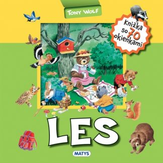 Les – knižka so 70 okienkami