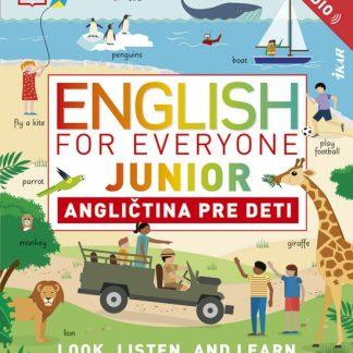 English for Everyone Junior: Angličtina pre deti