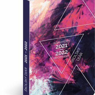 Školský diár 2021/2022 - Abstrakt