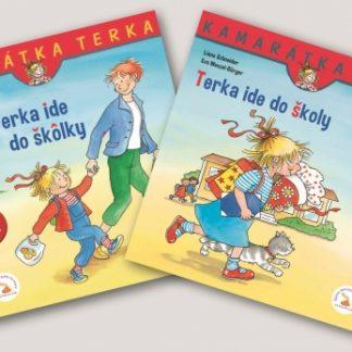 SET-Terka ide do školy +Terka ide do škôlky