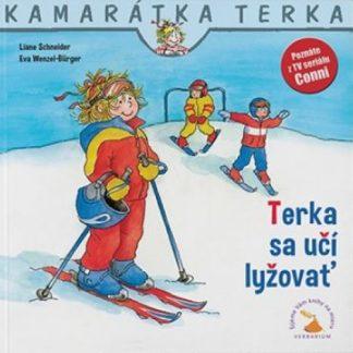 Terka sa učí lyžovať - nové vydanie