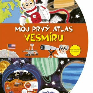 Môj prvý atlas vesmíru