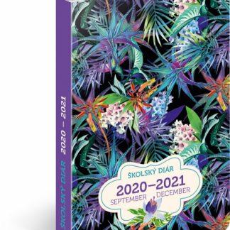 Školský diár 2020/2021 - Džungľa