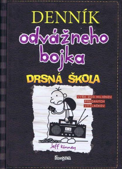 Denník odvážneho bojka 10: Drsná škola, 3. vydanie