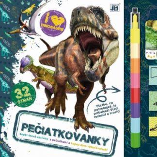 Pečiatkovanky 2020/ Dinosaury