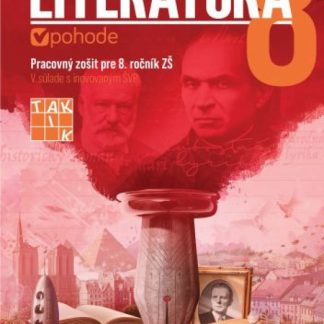 Literatúra 8 v pohybe PZ