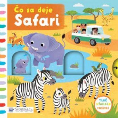 Čo sa deje Safari