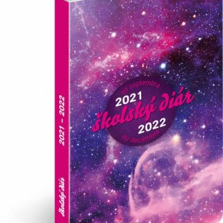 Školský diár 2021/2022 - Galaxy