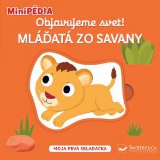 MiniPÉDIA - Objavujeme svet! Mláďatá zo savany