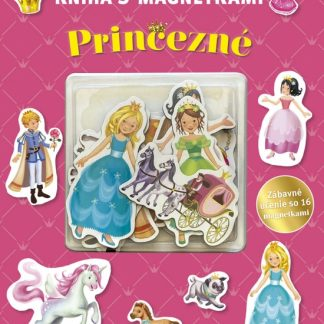 Kniha s magnetkami: Princezné