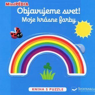 MiniPÉDIA – Objavujeme svet! Moje krásne farby