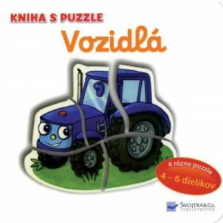 Vozidlá puzzle