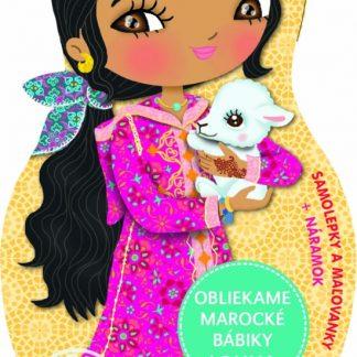 Obliekame marocké bábiky - Louna