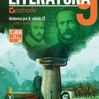 Literatúra 9 učebnica
