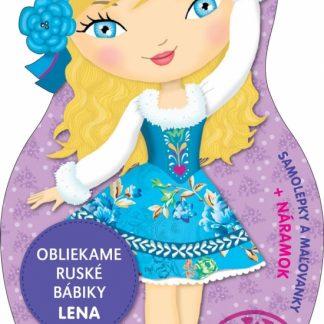 Obliekame ruské bábiky - Lena