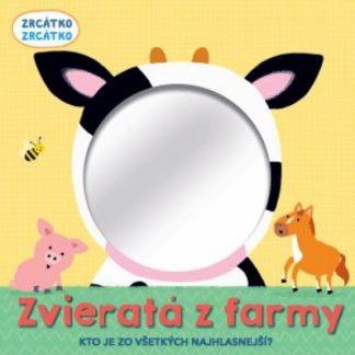 Zvieratá z farmy zrkadlo