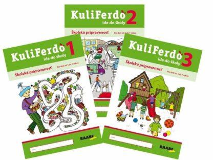 Kuliferdo ide do školy ( kompet 1-3 ) PZ