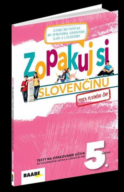 Zopakuj si slovenčinu - 5.ročník