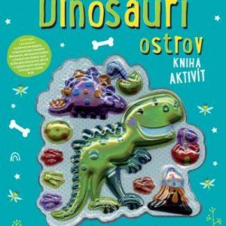 Dinosaurí ostrov - Trojrozmerné samolepky