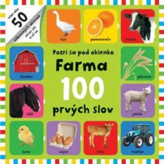 Farma 100 prvých slov pozri sa pod okienko