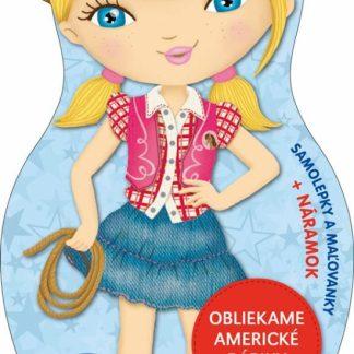 Obliekame americké bábiky - Amy