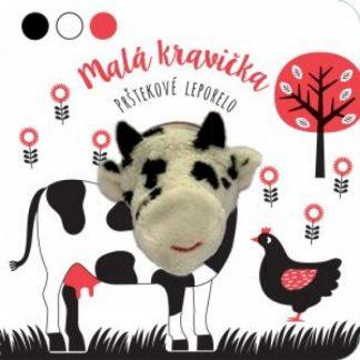 Malá kravička - prštekové leporelo