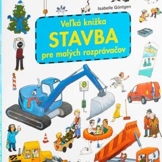 Veľká knižka - Stavba pre malých rozprávačov